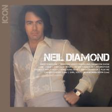 Neil Diamond - Icon (CD) • NEW • Best of, Greatest Hits, Sweet Caroline