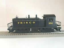 Lionel FRISCO 6-18920 NW 2 Switcher Engine With Box  #254