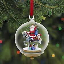Breyer 700413 Gifts from Santa Glass Globe Ornament (Modellpferd)