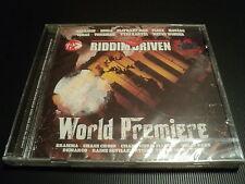 "CD NEUF ""RIDDIM DRIVEN - WORLD PREMIERE"" 20 MORCEAUX 2010 (REGGAE - RAGGA)"