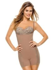 MAKE YOUR OFFERS!! LEONISA BODY SHAPER BOYSHORT WITH REMOVABLE PADS, SIZE S -XXL