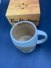 Tim Hortons mug Limited Edition Collectible Coffee  Mug 2016 Bear Brown A