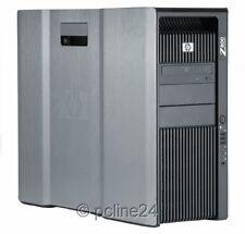HP z800 2x Xeon 6-Core x5660 @ 2,8ghz 32 Go 2x 250 Go FirePro v4800/1gb GDDR 5