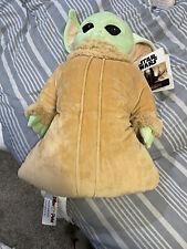 Disney Star Wars The Child-Baby Yoda Grogu Pillow Pets Stuffed Animal Plush Toy