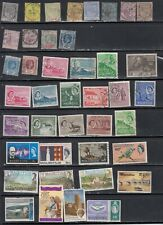 Mauritius used collection (two scans)