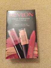 BNIB Revlon 'Beauty On The Go' Make-Up Set (for Medium/Deep Skin Tones) RRP £29