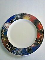 The 2000 New Millennium Syracuse China Company USA Plate