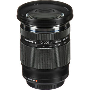 Olympus M.Zuiko Digital ED 12-200mm F3.5-6.3 Lens