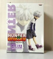 Hunter x Hunter DX Figure Vol.2 Killua Zoldyck 16cm BANPRESTO from JAPAN