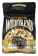 Lundberg Family Farms® Gourmet Blends Wild Blend Rice 16 oz. Stand-Up, 3 pack