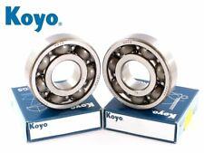 Yamaha DT 125 R 1988 - 2004 Genuine Koyo Mains Crank Shaft Bearings Set