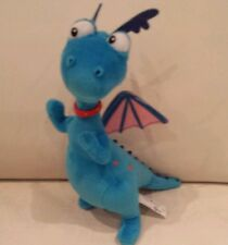 "Stuffy Dragon from Doc McStuffins 8"" plush by Disney Posh Paws NEW"
