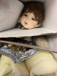 ESTATE SALE! 2004 Marie Osmond Hershey's Kisses Porcelain Doll Ltd #1494 w Box