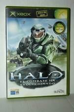 HALO GIOCO USATO XBOX EDIZIONE SPAGNOLA PAL GD1 42688