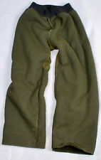 Dutch Army Thermal Base layer Trousers Warm Pants Pile Snow Ski S M L