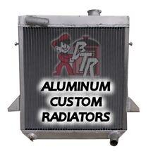 "1975-1976 Triumph TR6 High performance Aluminum Radiator ""Made in USA"""
