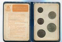 Britains First Decimal Coins Original Set United Kingdom