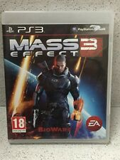 MASS 3 EFFECT JEUX PS3 AVEC NOTICE PLAYSTATION