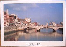Irish Postcard CORK CITY Co. River Lee Insight Ireland Peter Zöller Zoller 2000