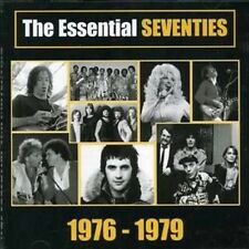 THE ESSENTIAL SEVENTIES 1976-1979 2CD NEW 70's Air Supply David Essex Santana