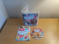 PLAYSTATION 3 - PS3 - LITTLE BIG PLANET - COMPLETE WITH MANUAL - FREE P&P