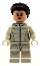 Custom Designed Minifigure - Princess Lea Bespin Printed On LEGO Parts