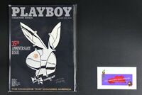 💎 PLAYBOY MAGAZINE:  JAN 1989 35TH ANNIVERSARY ISSUE COLLECTOR'S EDITION💎