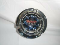 Slipknot Ashtray, Glass, Heavy Metal Band, Masked Band Members & Star Logo