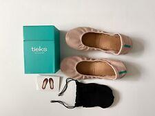 Tieks Size 7 Flats Ballerina Pink