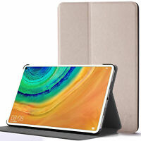 Huawei MatePad Pro 10.8 2019 Case, Smart Cover - Gold + Stylus Screen Protector