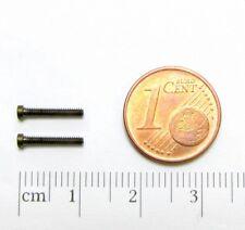 Ersatz-Schraube zyl. z.B. für MINITRIX DB Dampflok BR 44 1:160 Spur N - NEU