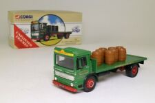 Corgi 97370; AEC Ergo 4 Wheel Flatbed, Federation Brewery; Very Good Boxed