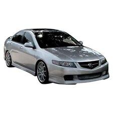 For Acura TSX 04-05 Front Bumper Lip Under Spoiler Air Dam J-Spec Style