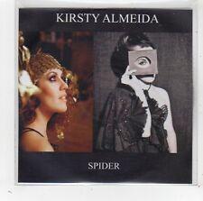 (FW85) Kirsty Almeida, Spider - 2010 DJ CD