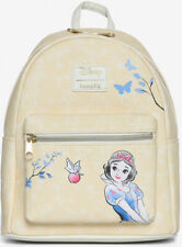 LOUNGEFLY DISNEY SNOW WHITE SKETCH MINI BACKPACK NWT