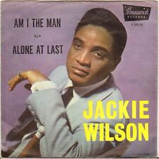 "JACKIE WILSON ""AM I THE MAN"" SOUL 60'S SP BRUNSWICK 9-55170"