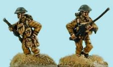 SHQ BF05 1/76 Diecast WWII British BEF Boys Anti-Tank Rifle Team Moving