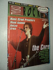 TYLKO ROCK 065 (1/97) THE CURE PATTI SMITH METALLICA NEIL YOUNG SPRINGSTEEN DEUS