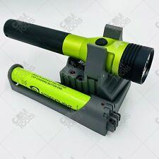 Streamlight 75478 Stinger LED HL® Rechargeable Flashlight Kit LIME GREEN