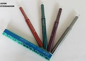AVON ColorTrend Carnival Collection Mascara PENCIL STIX, NEW (4 DIFFERENT SHADE)