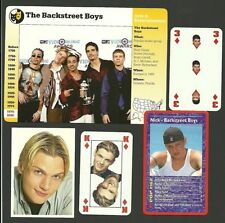 The Backstreet Boys Nick Carter Fab Card Collection