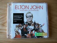 Elton John ROCKET MAN THE DEFINITIVE HITS CD ALBUM 2007 MERCURY **GC**