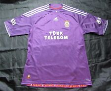 Galatasaray SK ISTANBUL Turkey Third shirt by adidas 2009-2010 Purple/adult XL