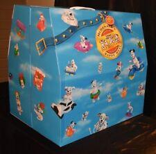 McDonalds Exclusive Disney's 102 Dalmatians Happy Meal Complete Boxed Toy Set