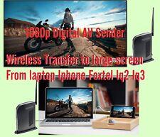 Christmas Gift New Digital 1080p HDMI AV Sender Receiver for Bast Image/Sounds