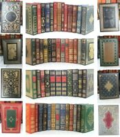 OXFORD WORLD'S GREAT BOOKS - Franklin Library - 50 VOL COMPLETE - STUNNING!