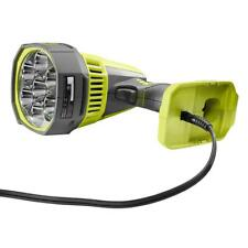 Ryobi P717 18-Volt ONE+ Dual Power LED Spotlight Work light,No Battery & Charger