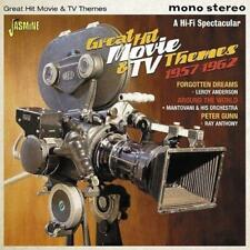 Great Hit Movie And TV Themes 1957-1962 - Various (NEW CD)