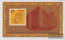 israël Bloc 7 (complète. Edition.) neuf avec gomme originale 1970 bureau de post