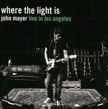 John Mayer - Where The Light Is: John Mayer (NEW 2CD)